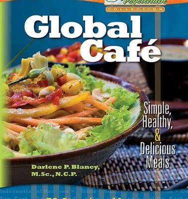 Global Cafe, Vegetarian recipes from around the world