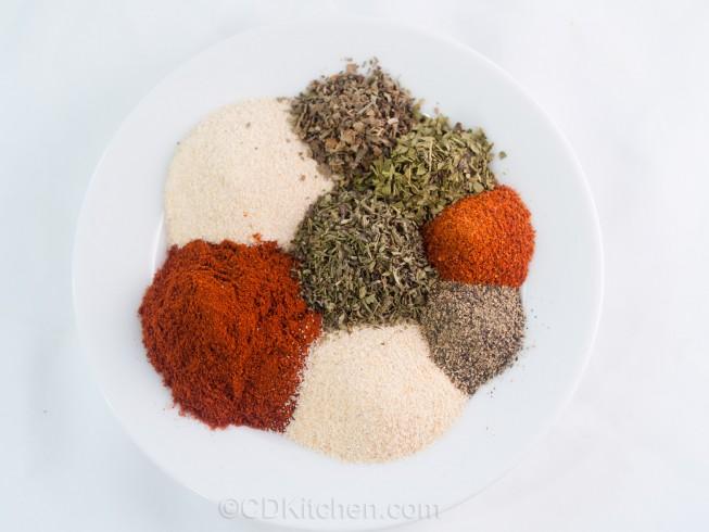 Bulk Seasoning