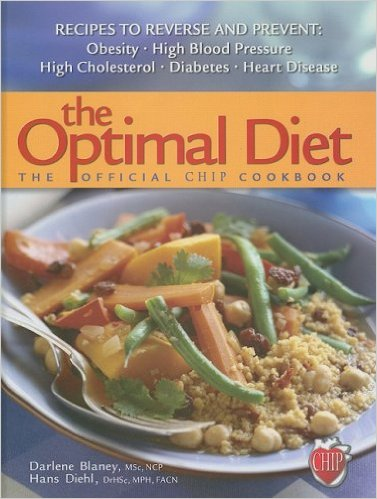 The Optimal Diet By Darlene Blaney and Hans Diehl