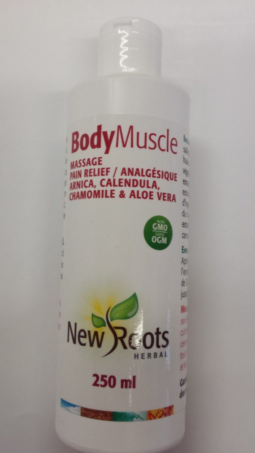 Body Muscle Pain Relief New Roots